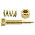 Zenith A Ford Idle Mixture Screw, Cap and Spring Brass 1928-29 (900.MA9577E)