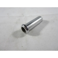 Side Screen Socket 8mm Dia. x 36mm L; Head 14mm Dia. Requires 11mm hole in Bodywork; Chrome Brass (701.0103)