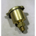 "Brass Oil Cup Spring Lid Wick Feed 1/8"" BSP Thread 1"" OD. (500.CO360)"