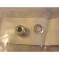 Zenith A Ford choke shaft nut special extra thick with washer (900.MA9547N)