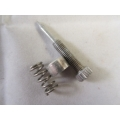 Zenith A Ford Carburettor Idle Mixture Screw Spring and Cap Cad Plated 1930-31(900.MA9577L)