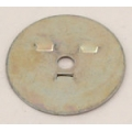 Ford T Holley Vaporiser Carburettor Choke Plate 1926-27 (900.MT6257)