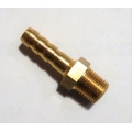 "Brass Hose Barb 1/8"" BSP to 1/4"" hose [900.BHB876]"
