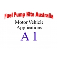 Fuel Pump Kits alphabetical beginning with A - List 1