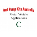 Fuel Pump Kits alphabetical beginning with C