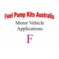 Fuel Pump Kits alphabetical beginning with F