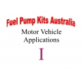Fuel Pump Kits alphabetical beginning with I