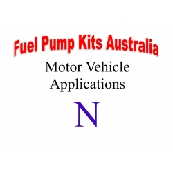 Fuel Pump Kits alphabetical beginning with N