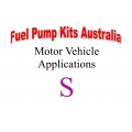 Fuel Pump Kits alphabetical beginning with S