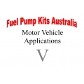 Fuel Pump Kits alphabetical beginning with V