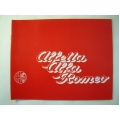 ALFA ROMEO ALFETTA BERLINA 28 PAGE FULL COLOUR BROCHURE (401.Alfa doc 754E308R)