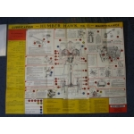 HUMBER HAWK MK VI OWNER'S HANDBOOK 1954 48 PG + LUBE & MAINTENANCE CHART AS NEW (402.HUMBEROM1)