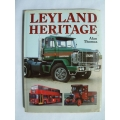 LEYLAND HERITAGE 1st EDITION 1984 COMMERCIALS ALAN THOMAS ISBN: 0-600-35063-0  144 PGS (402.LEYLAND01)