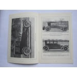 PIERCE ARROW 38HP & 48HP DUAL VALVE 1919 ALL BODY STYLES 16 PAGE CATALOG (401.PIERCEBRCHR1)