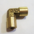 "Brass elbow female 1/8"" BSPT 90 degree  [500.3180]"