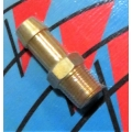 "Brass Hose barb fuel fitting 1/8"" BSP to 5/16"" Hose (900.14-40)"