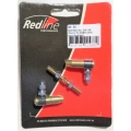 Adjustable ball joint throttle rod linkage 70mm between centres 25mm adjustment [900.42-02]