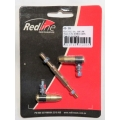 Adjustable ball joint throttle rod linkage 95mm between centres 25mm adjustment [900.42-03]