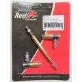 Adjustable ball joint throttle rod linkage 120mm between centres 25mm adjustment [900.42-04]