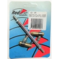 Adjustable ball joint throttle rod linkage 145mm between centres 25mm adjustment [900.42-05]