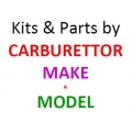 Carburettor OVERHAUL KITS & Parts by CARBURETTOR MAKE