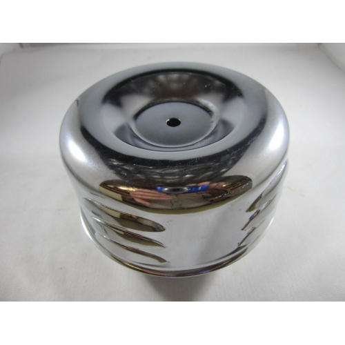 Hot Rod Air Cleaner : Classic carbs air cleaner chrome hot rod type quot dia