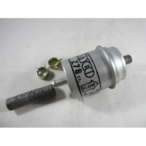 fuel filter ford falcon xr 6 cyl, xr v8 some 66-70, mustang 6 cyl 66-68,  mustang v8 67-70 (900 kz78)