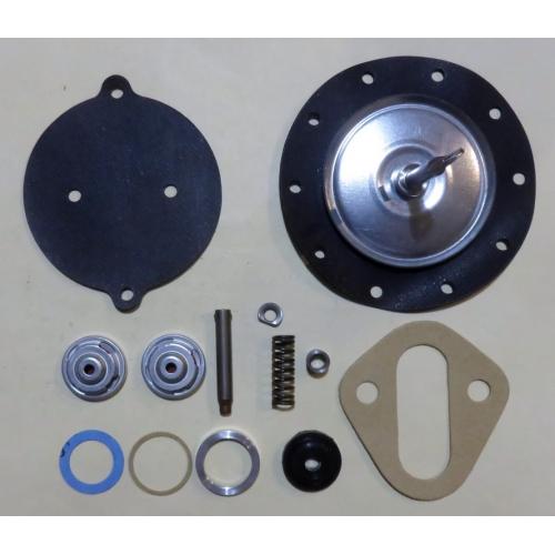 Fuel Pump Diaphragm Material : Classic carbs fuel pump kit cadillac all series