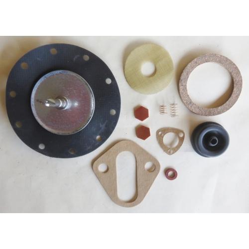Fuel Pump Diaphragm Material : Classic carbs fuel pump kit buick cadillac