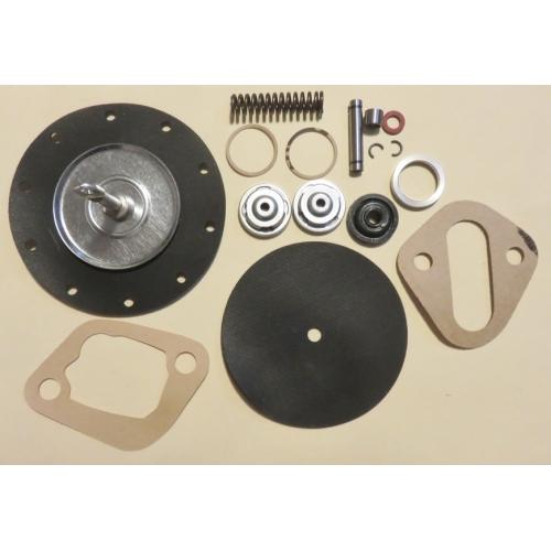 Fuel Pump Diaphragm Material : Classic carbs fuel pump kit chevrolet v inc