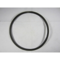 """Holley Air Cleaner Gasket 5 1/2"""" OD. 5 1/64"""" ID. 1/16"""" Thick suits most Holleys (900.E2-2512)"""