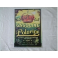 Polarine Oil Red Crown Gas Full Colour Poster A3 Size (407.PolarineA3)