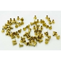 Brake Lining Rivets Brass