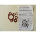 Solex 26AIC Standard Flying Eight '38-48 Reliant Regal '52-62 Renault 8HP '39-53 Coventry Climax FSM2 & 3 '39-49 Gasket Kit (900.BGP68)