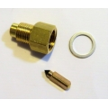 "Stromberg Needle & Seat Bedford Chrysler Ford Holden Hi-Flow 0.101"" Dia (900.SB652NS)"