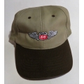 Phillips 66 Cap Tan Silver Wings Logo genuine Authorised Product (800.PTCAP)