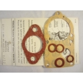 Solex 28PICT Volkswagen 1960-64 Sedan and Commercial Gasket Kit (900.BGP227)