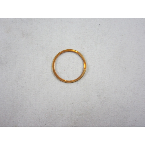Classic Carbs Su Carburettor Copper Washer For Main Jet